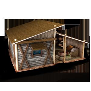 Здание Житница в игре Сказа