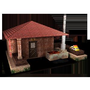 Здание Кузница в игре Сказа