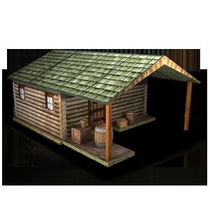Здание Сарай в игре Сказа