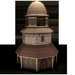 Здание Башня алхимика в игре Сказа