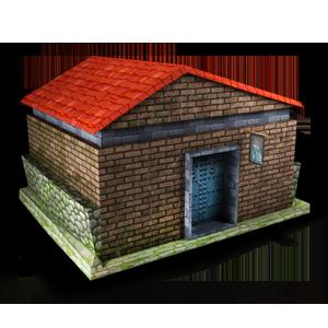 Здание Склад в игре Сказа